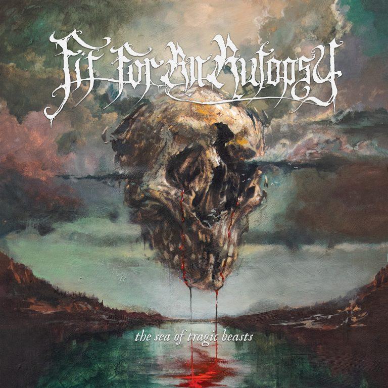 Capa do 5º álbum da banda, que será lançado em 25 de Outubro pela Nuclear Blast Records