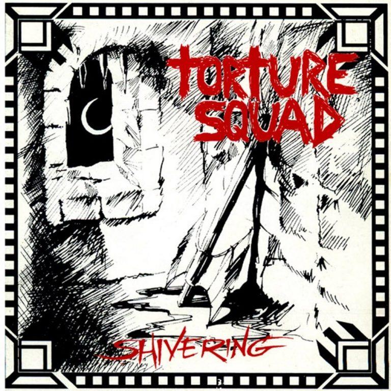 """""""Shivering"""", primeiro álbum lançado oficialmente pela banda em 1995"""