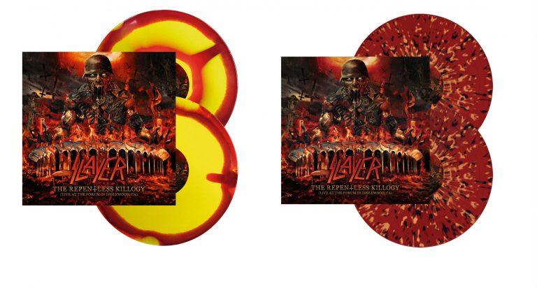 Serão oito configurações de LPs coloridos em edição limitada