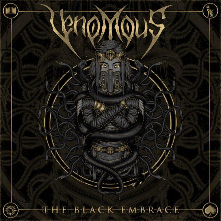Venomous - The Black Embrace