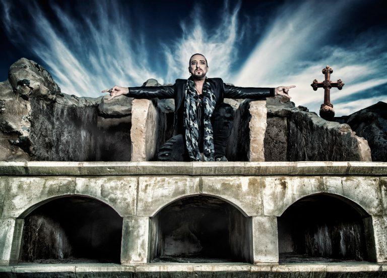 Christofer Johnsson, do Therion, fala sobre a Horror Expo e promete a gravação de um novo álbum em 2020