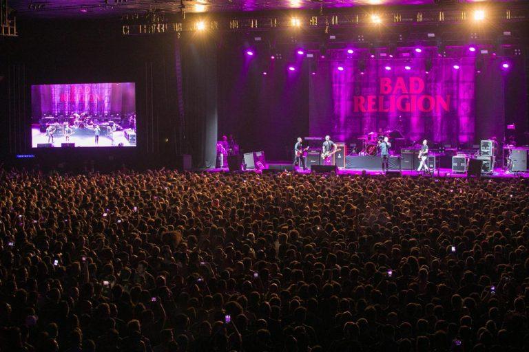 Bad Religion e The Offspring em São Paulo: O rock e o espírito Punk estão vivos!