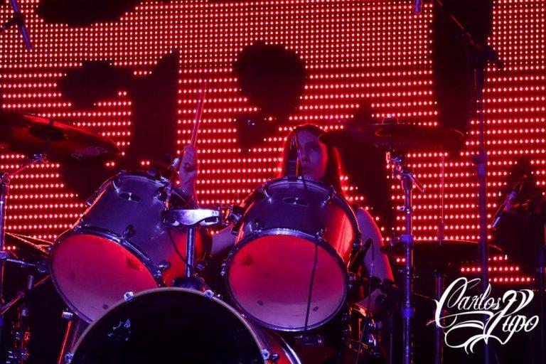 A banda Nervosa se apresenta no Kool Metal Fest, no Carioca Club, na noite de domingo, dia 10 de novembro, em São Paulo.