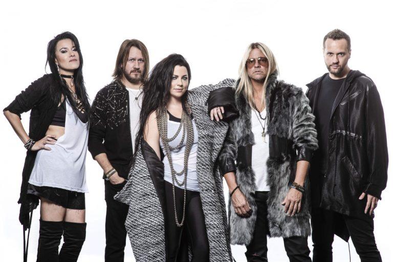 """Evanescence estreia novo single e videoclipe """"The Game Is Over"""""""