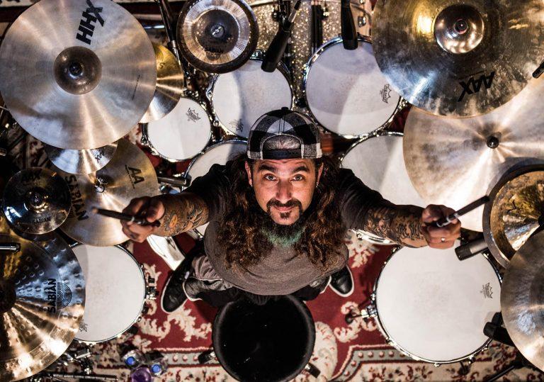 Mike Portnoy: Firme no ritmo até o coração parar de bater