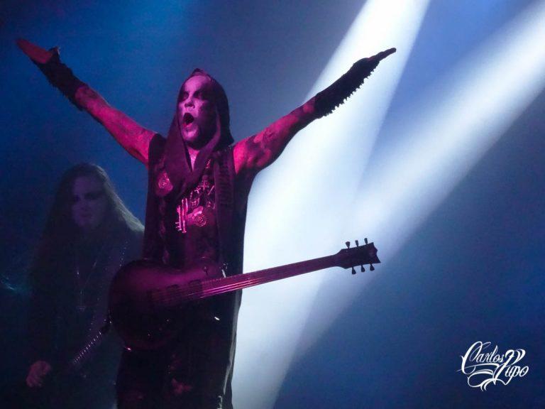 Behemoth realiza show infernal com grande público em São Paulo