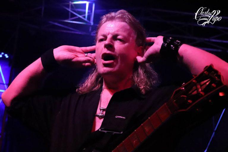 Roland Grapow se apresenta com músicas de sua fase no Helloween e Masterplan