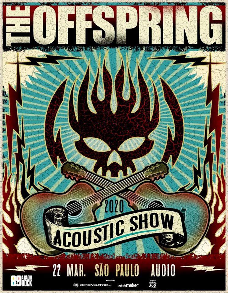 Resultado de imagem para Offspring traz projeto acústico em Audio