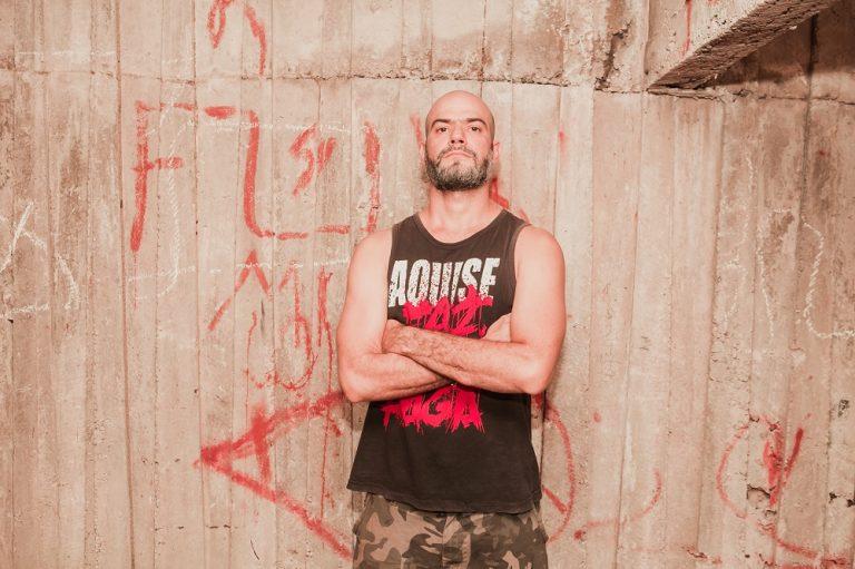 Lúcio de Paula é um dos fundadores do Broken & Boned