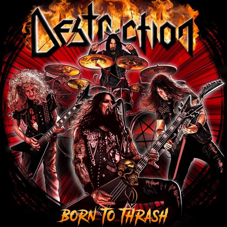 Born to Thrash – Live In Germany