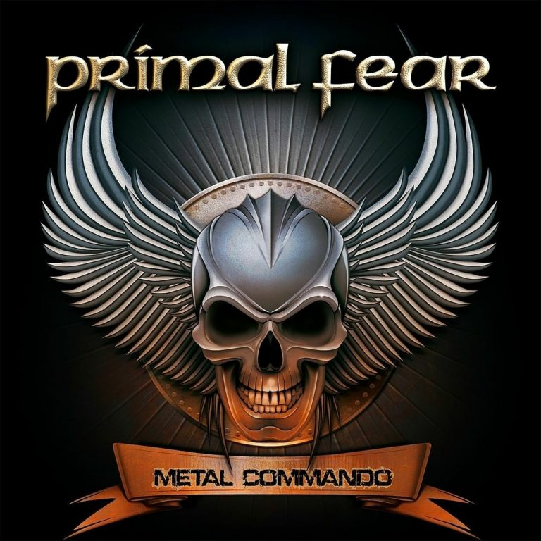 "Primal Fear revela o primeiro trailer do novo álbum, ""Metal ..."