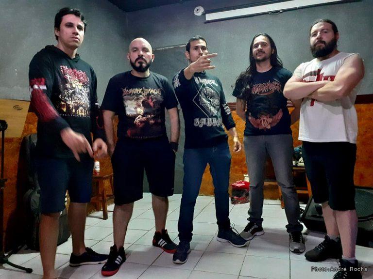 Este já é o terceiro lyric video de Valter 'Doomriff', Buson 'Drummer', Renato Ferreira, Fernando Gonçalves e Jean Pinheiro