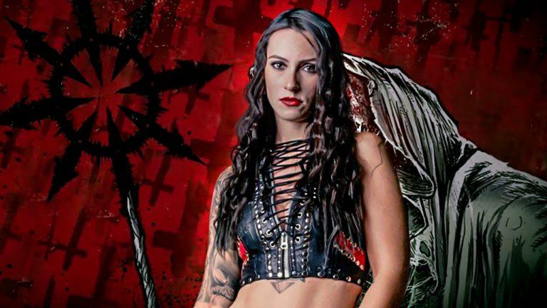 """Diva Satanica (Nervosa): """"Sabine Classen (Holy Moses) é uma das minhas principais influências"""""""