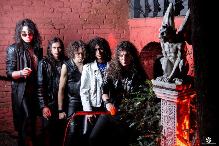 "Hell Gun: Assista ao lyric vídeo da inédita ""Night of the Necromancer"""