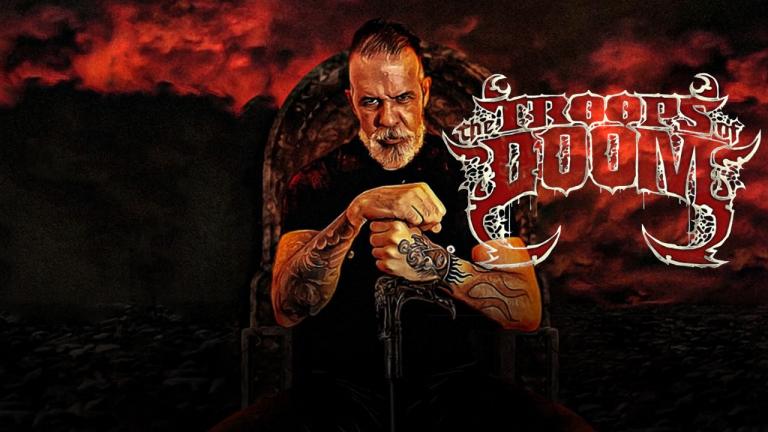 Jairo Guedz (The Troops of Doom): 'A gente está fazendo este estilo do death metal da época do Morbid Visions'