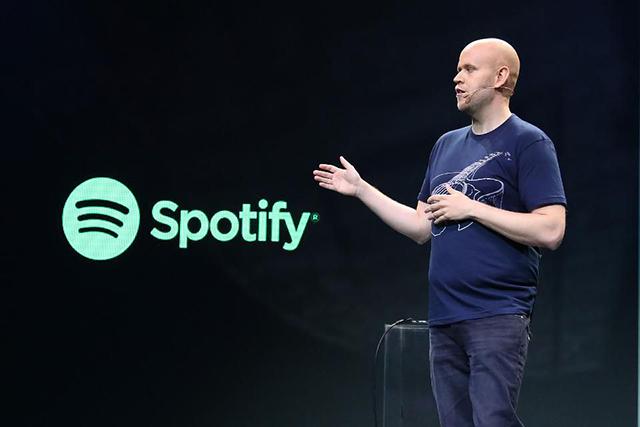 CEO do Spotify acusa músicos de serem preguiçosos e gera revolta