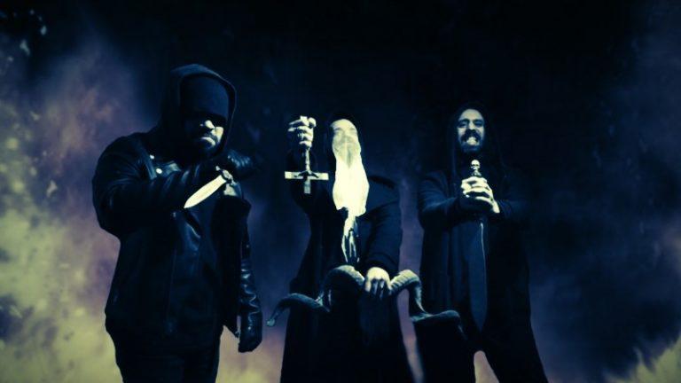 A banda portuguesa Morte lança hoje seu álbum 'Demônios Abissais'