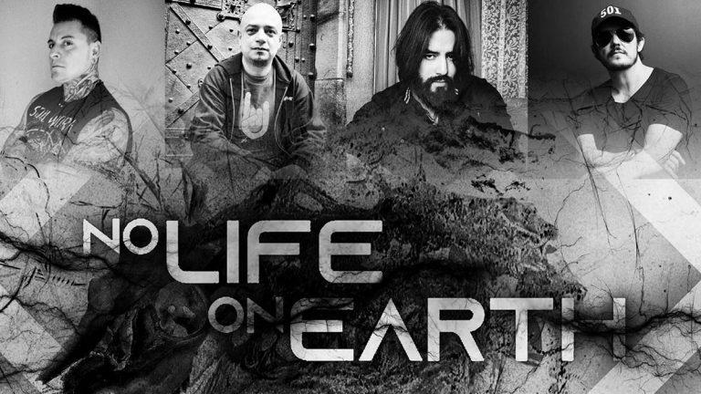 No Life on Earth estreia com single e lyric video 'Into Fire We Burn'