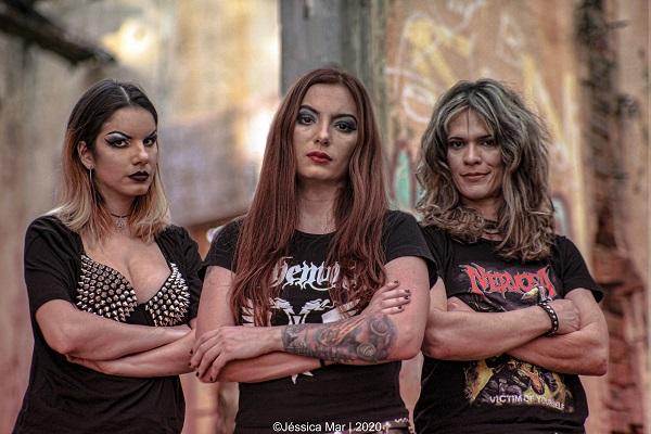 """The Damnnation lança videoclipe do single """"Apocalypse"""""""
