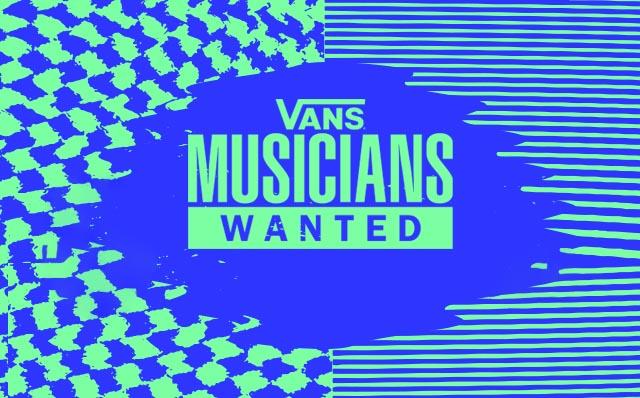 Vans apresenta 'Musicians Wanted', programa global de música para destacar artistas desconhecidos