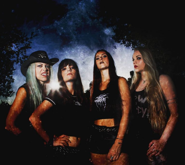 "Nervosa lança novo single, ""Guided By Evil"""