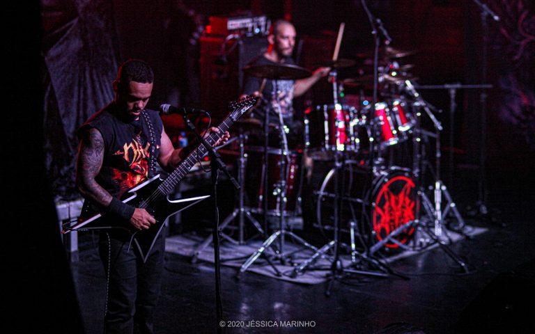 Havok666, duo de death metal