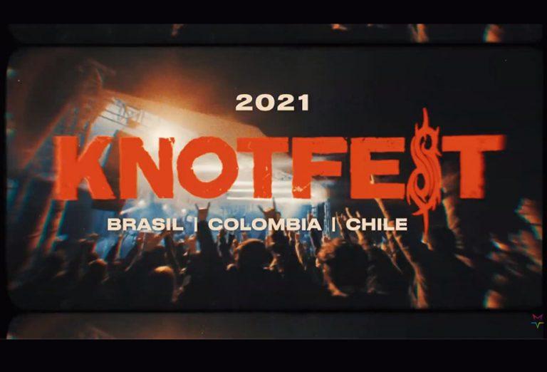 Knotfest é confirmado no Brasil em 2021