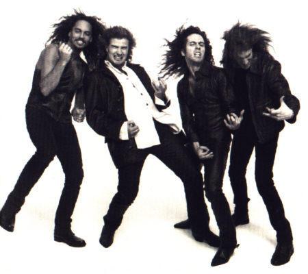 Megadeth e sua formação clássico.