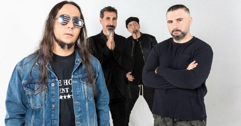 System Of A Down lança músicas novas após 15 anos