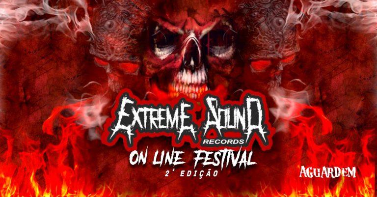 Extreme Sound Records Online Festival anuncia 2° edição e divulga line-up