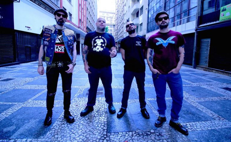 Banda de punk rock, que tem guitarrista ex-Blind Pigs, também realiza live dia 20/2 na Mutante Rádio