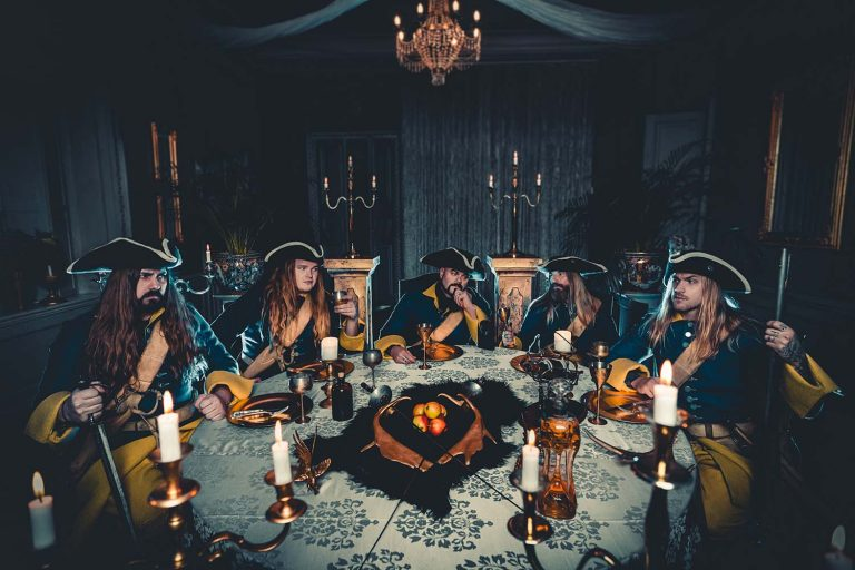 Sabaton lança novo single e videoclipe para 'Royal Guard'