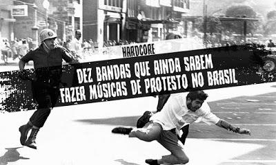 Hardcore: dez bandas que ainda sabem fazer músicas de protesto no Brasil
