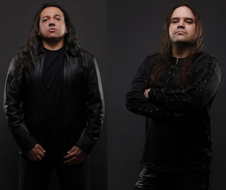 Biek Yohaitus (Baixo) e Johnny Moraes (Guitarra)