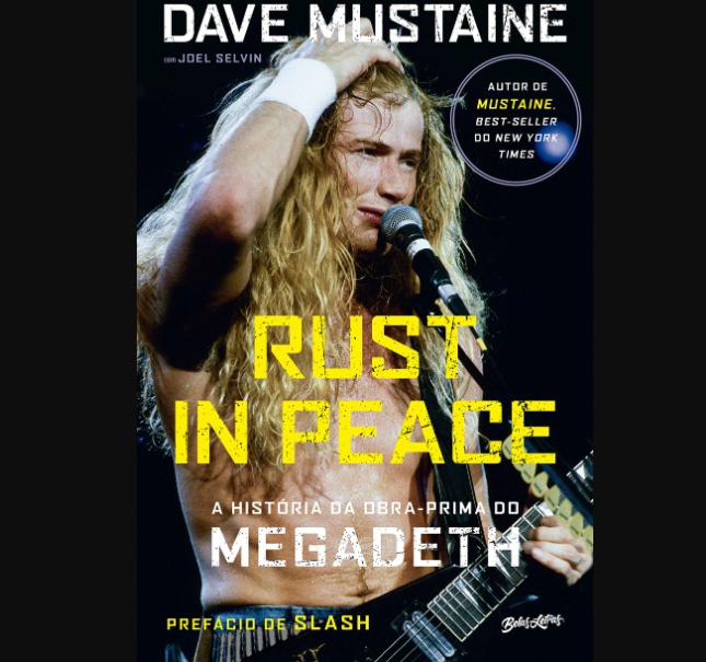 Rust in Peace – A história da obra-prima do Megadeth