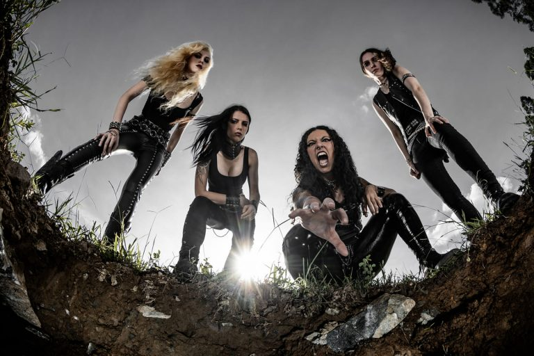 "Crypta estreia primeiro single e videoclipe ""From The Ashes"" e divulga debut album"