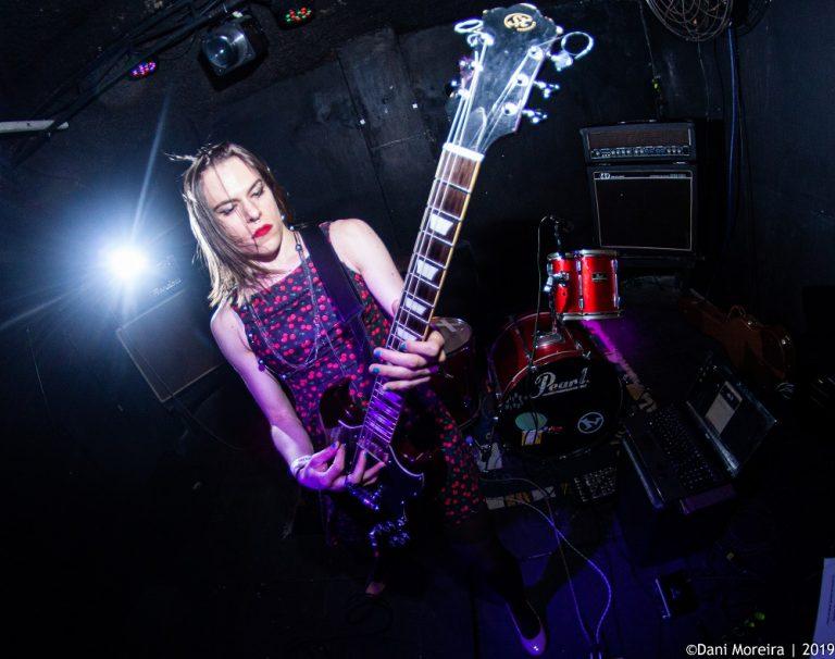 """Umbilichaos: """"A linguagem do rock, dos sons intensos e viscerais, mudou minha vida"""""""