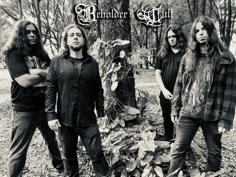 Beholder's Cult lança álbum de estreia 'Our Darkest Home'