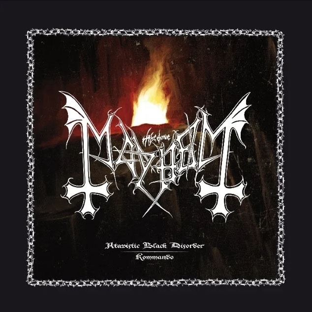 Atavistic Black Disorder / Kommando