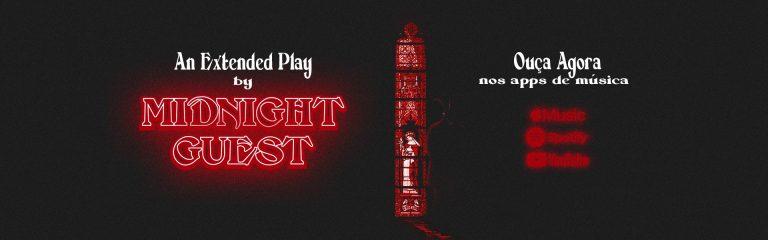 Criada durante a pandemia, Midnight Guest apresenta seu EP de estreia