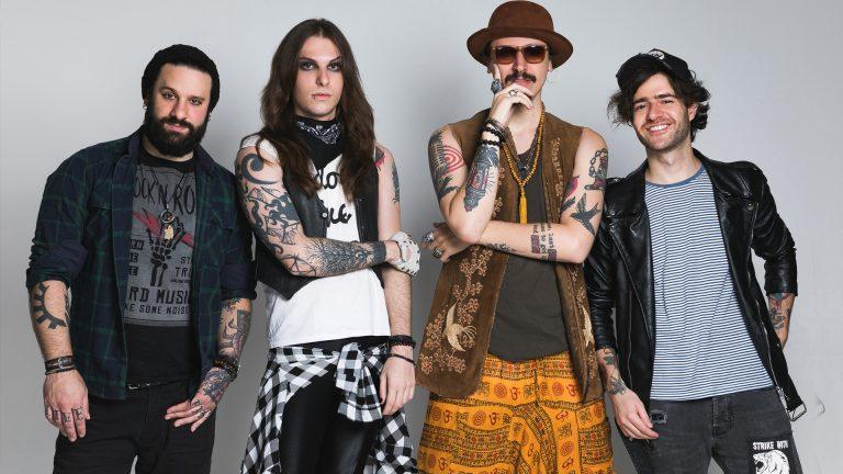 Dirty Glory: quarteto de hard rock finaliza segundo álbum