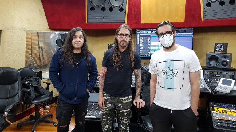 Ricardo Confessori, baterista do Shaman, inicia gravações do novo álbum
