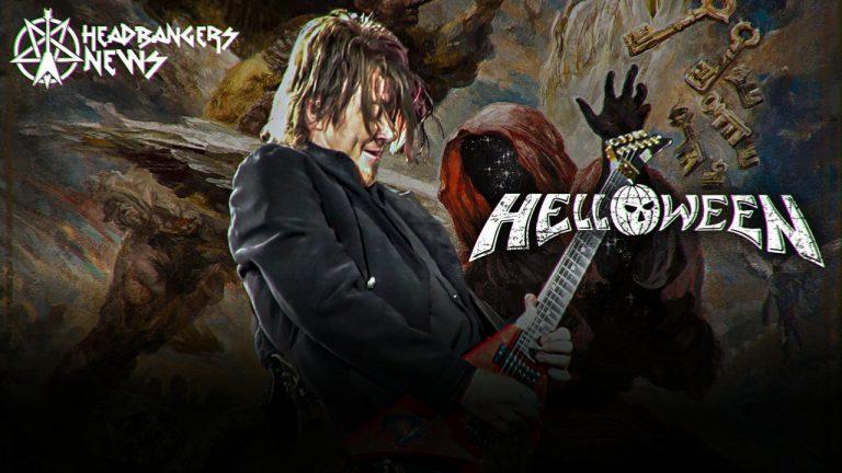 """Kai Hansen (Helloween): """"Este álbum é algo um pouco mais sujo. Nós gostamos desta forma."""""""