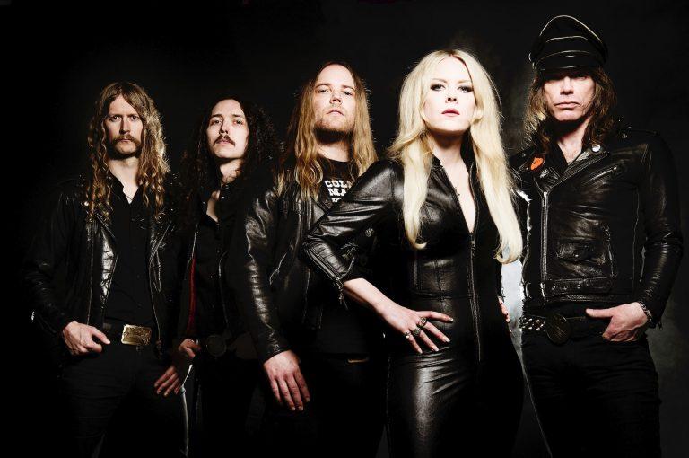 Lucifer lança o novo single e videliclipe 'Crucifix (I Burn For You)'