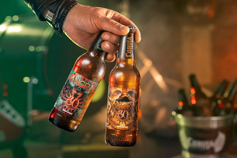 Cervejaria abre linha especial em homenagem a um dos ícones do Metal no Brasil
