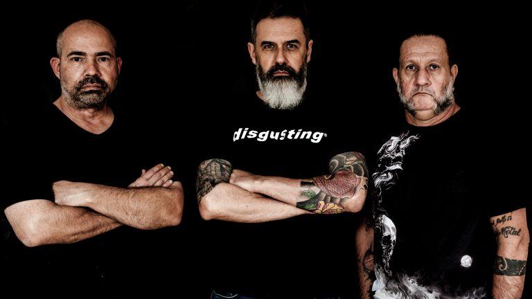 Metralion lança álbum de retorno, 'Requiem For a Society'
