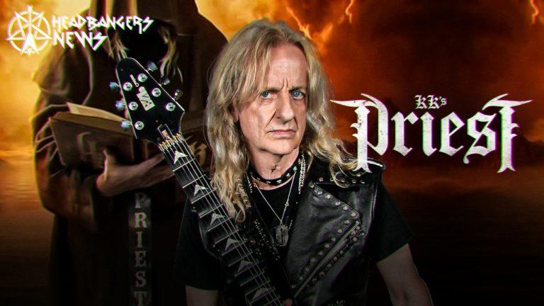 K.K. Downing (KK'Priest): 'Tudo me pareceu tão fácil, foi um bom sinal dos Deuses do Metal querendo que eu fizesse isso'